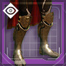 Sovereign lion ornament hunter leg armor icon1.png