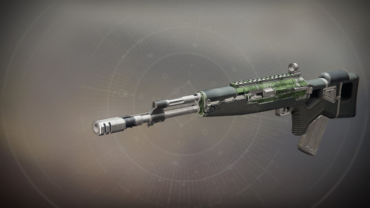 Scout Rifle: Primary Weapons Rarity Database - SAMURAI GAMERS