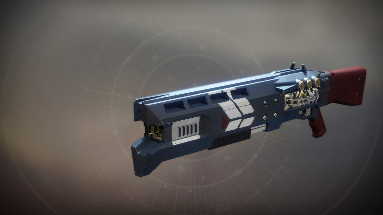 Shotgun: Primary Weapons Rarity Database - SAMURAI GAMERS