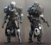 Anti Extinction Titan Armor Set