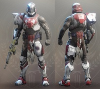 Wrecked Titan Armor Set - Destiny 2 Wiki - D2 Wiki, Database and Guide