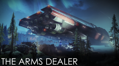 The Arms Dealer - Destiny 2 Wiki - D2 Wiki, Database and Guide
