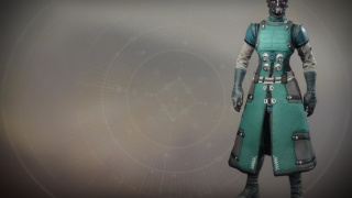 Lost Pacific Warlock Armor Set