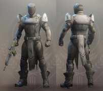 Refugee Titan Armor Set