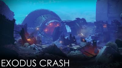Exodus Crash - Destiny 2 Wiki - D2 Wiki, Database and Guide