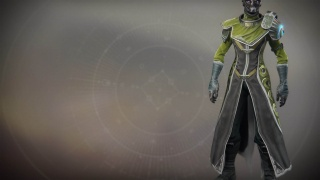 Kairos Function Warlock Armor Set